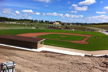 athletic field renovation